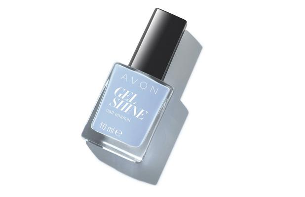 Avon Gel Shine Nail Enamel in Rain Washed £7 29th March 2016