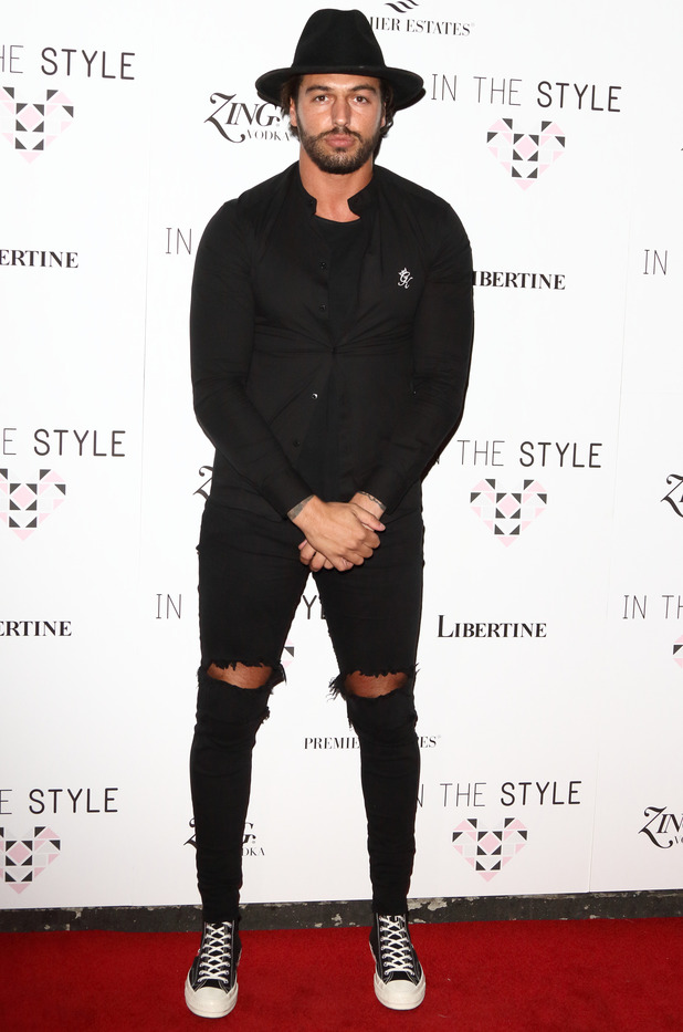 Mario Falcone, In The Style party London 31 March