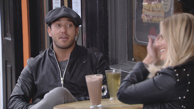 TOWIE Series 17, Episode 10 Danielle and Lockie talk