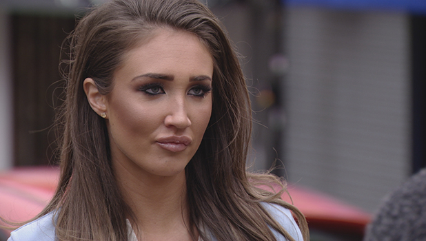TOWIE Series 17, Episode 10 Megan talks to Tommy