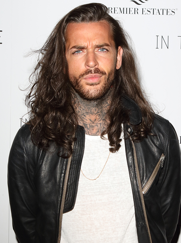 Pete Wicks In The Style Party at Libertine, Winsley Street, London 21 March 2016