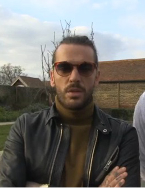 Pete Wicks talks about Megan McKenna TOWIE official website, 28 March 2016