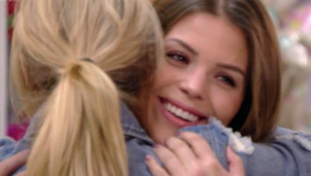 TOWIE Series 17, Episode 9 Danielle and Chloe L talk