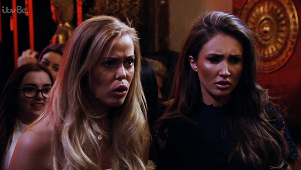 TOWIE episode 10, series 17 Kate confronts Chloe and Courtney Aired: 30 March 2016