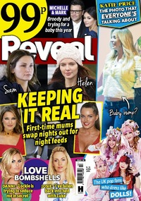 Reveal Magazine cover, Issue 14, 9 to 15 April 2016