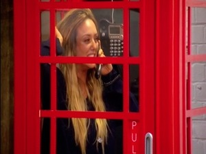 Geordie Shore episode four: Charlotte calls Holly. 5 April 2016.