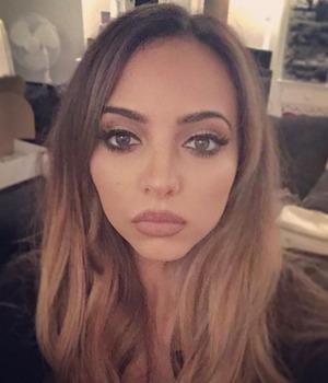 Jade Thirlwall selfie, Little Mix, 30 December 2015