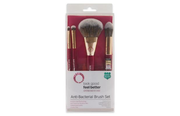 Look Good Feel Better Anti-Bacterial Brush Set £35, 4th April 2016