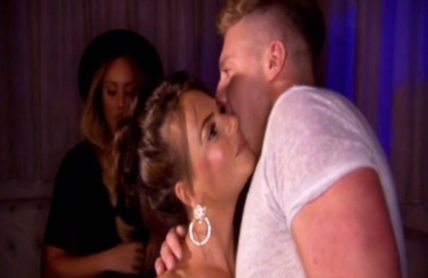 Geordie Shore episode four: Scotty and Chantelle 5 April 2016.