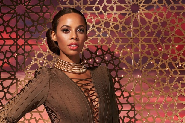Max Factor join forces with Rochelle Humes and announce her as the new face of their Luxe Collection, 6th March 2016
