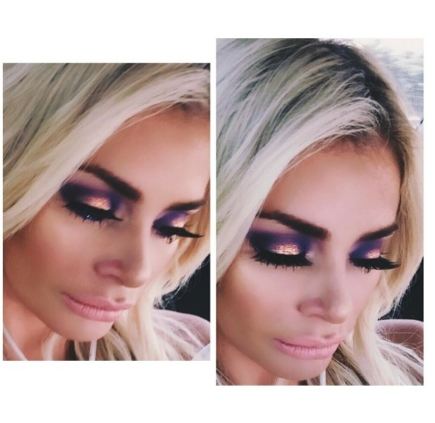 TOWIE's Chloe Sims takes to Instagram to share her eye make-up look with exact product matches, 3rd April 2016