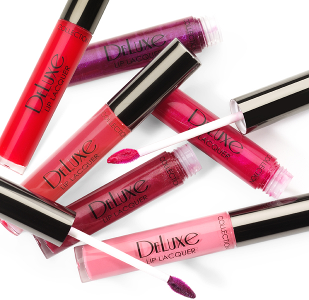 Collection Deluxe Lip Lacquers