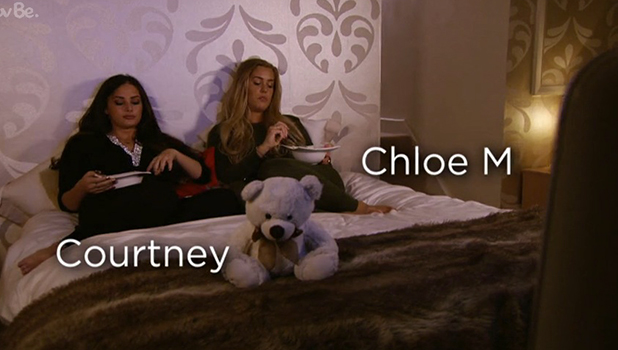 TOWIE Series 17, Episode 11 Chloe and Courtney are being left out 3 April 2016