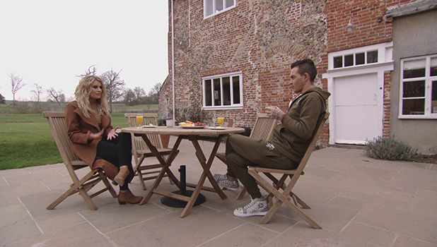 TOWIE Series 17, Episode 12 To air 6 April 2016 Danielle and Bobby