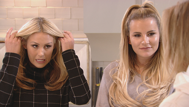 TOWIE Series 17, Episode 12 To air 6 April 2016 Kate and Georgia