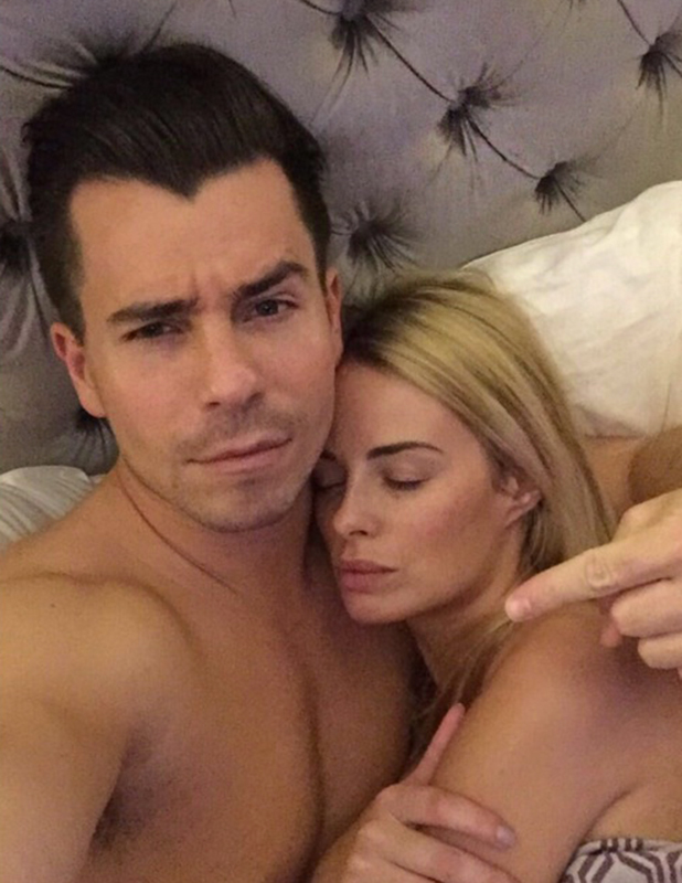 Oliver Mellor and Rhian Sugden are not breaking up 4 April 2016