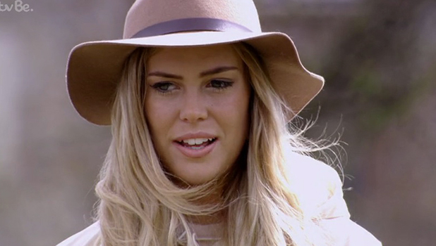 Chloe Meadows, TOWIE S17, Episode 12 6 April 2016