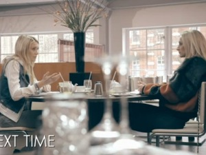 Made In Chelsea: Steph and Tiff talk. Episode two teaser - 11 April.