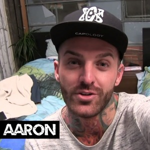 Aaron Chalmers, Geordie Shore Confession Cam 12 April
