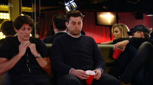 TOWIE Georgia clashes with Jake. 10 April 2016.