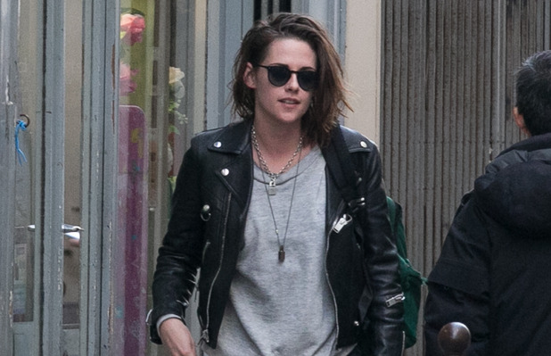 Kristen Stewart spotted out and about in New York City, 15th March 2016