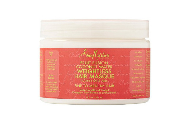 Shea Moisture Fruit Infusion Masque £12.99, 12th April 2016