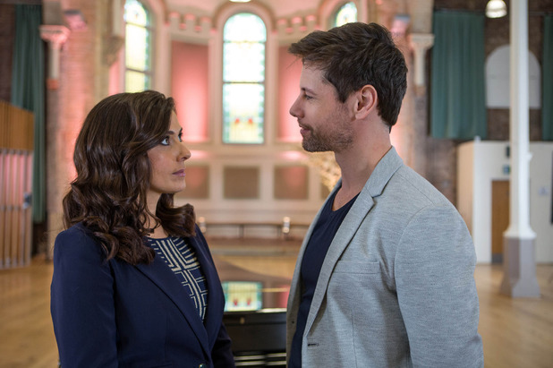 Corrie, Michelle sparks with Will, Wed 20 Apr