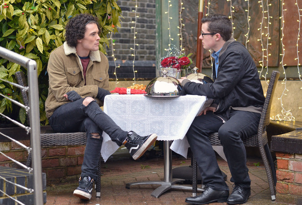 EastEnders, Ben tries to woo Paul, Fri 15 Apr