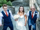 Man of Honour: 'My best friend asked me to be her 'maid' of honour... and I proved a man CAN do the role'