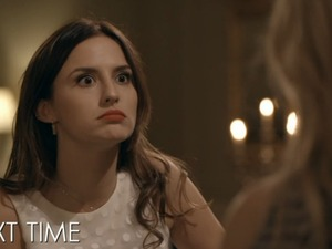 Made In Chelsea first-look: Lucy and Stephanie come face-to-face. 19 April 2016.