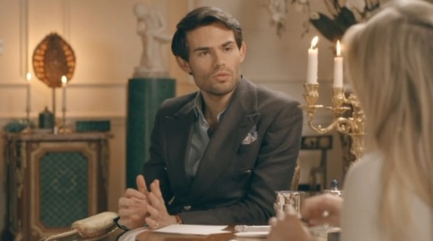 Made In Chelsea - episode two - Mark-Francis and Toff. 18 April 2016.