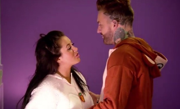 Geordie Shore: Marnie and Aaron admit they love each other Episode 6, 19 April 2016