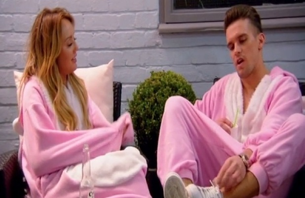 Charlotte Crosby and Gary Beadle, Geordie Shore Series 12, Episode 6 19 April