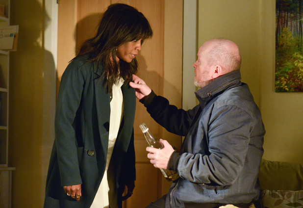EastEnders, Phil and Denise sleep together, Tue 26 Apr