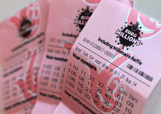 John wins big on the lottery