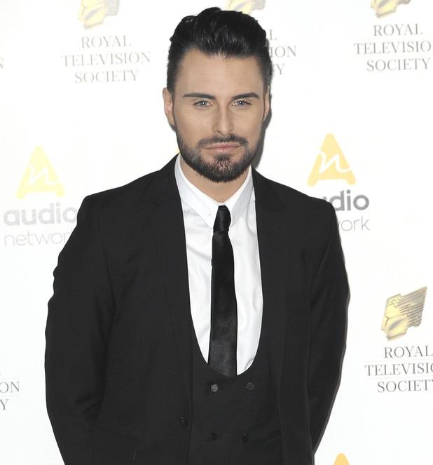 Rylan at the Royal Television Society RTS Programme Awards. 22 March 2016.