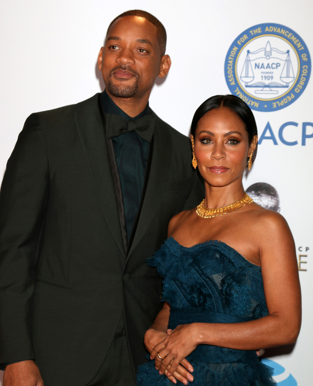 Will and Jada at the 47TH NAACP Image Awards held at the Pasadena Civic Auditorium. 02/05/2016