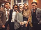 TOWIE's Jon, Chris, Liam and Chloe hang out with EastEnders star Maisie Smith