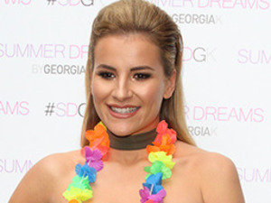 TOWIE's Georgia Kousoulou looks AMAZING at her Summer Dreams By Georgia K launch