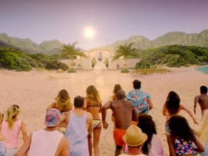 Love Island: series two promo unveiled. 29 April 2016.
