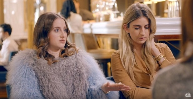 MIC: Rosie clashes with Victoria. Trailer - 26 April.
