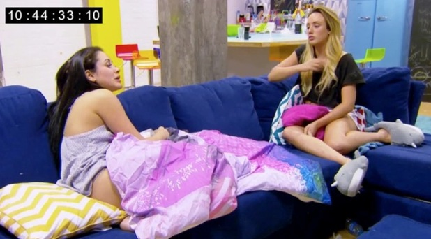 Geordie Shore episode 7: Marnie Simpson and Charlotte Crosby make up after huge fight.