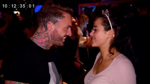 Geordie Shore: episode 7 Aaron talks to Marnie about her L-bomb revelation