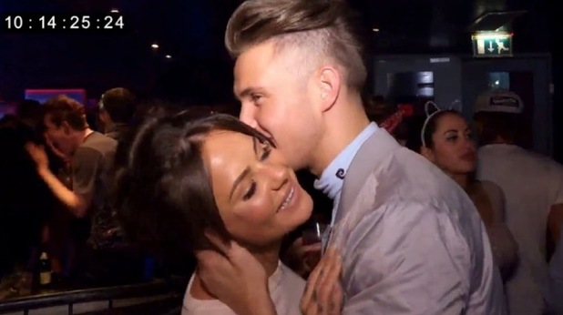 Geordie Shore episode 7: Marty tries to kiss Chantelle.