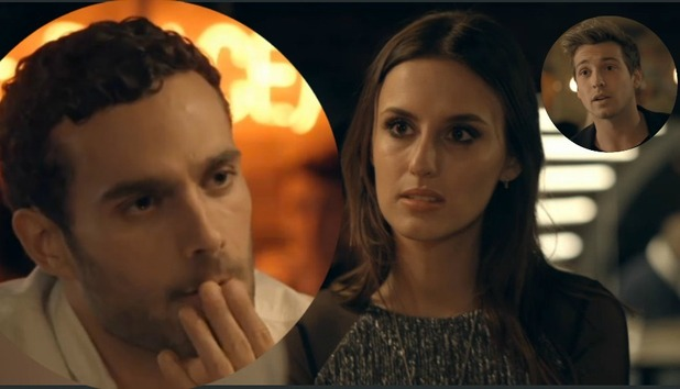 MIC: Lucy confronts James after a revelation from Sam. Trailer - 26 April.