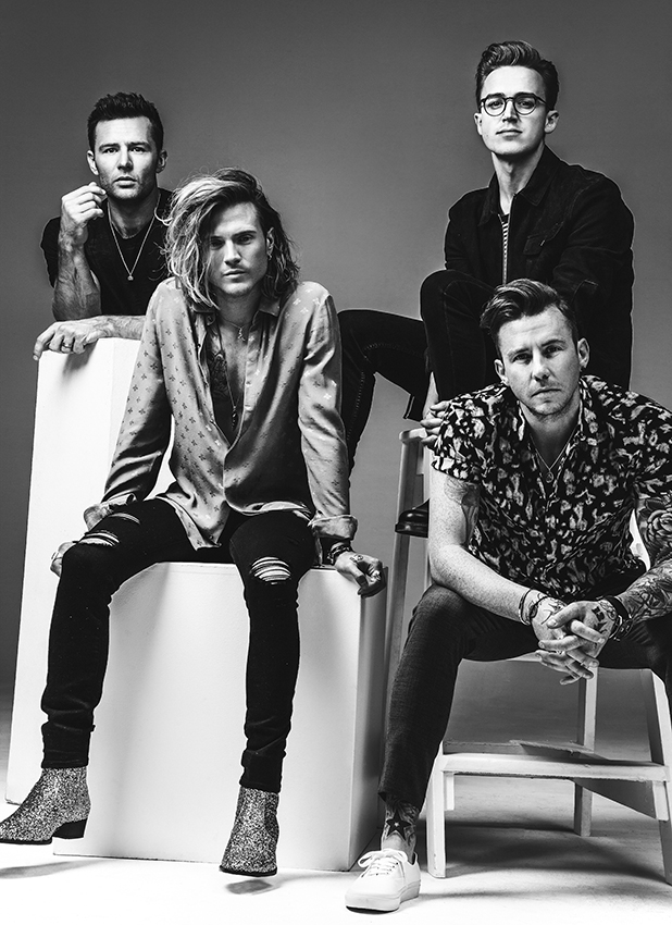 McFly announce summer tour 2016