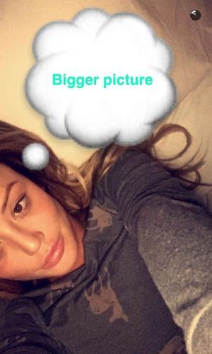 Charlotte Crosby shares cryptic Snapchat 2 May