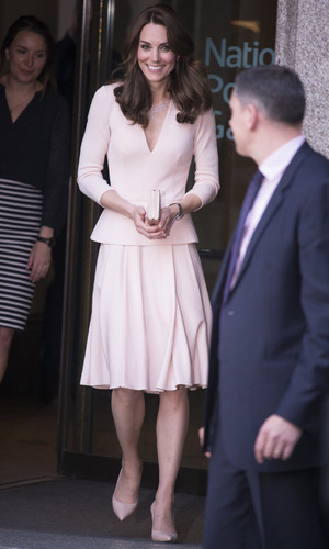 The Duchess of Cambridge attends an event at the National Portrait Gallery - 4 May 2016