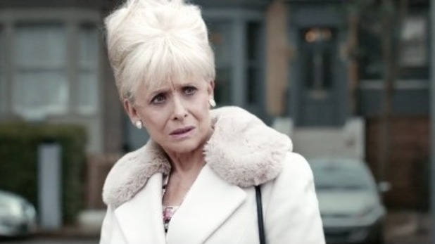 EastEnders tease Peggy Mitchell's death in new video - 5 May 2016