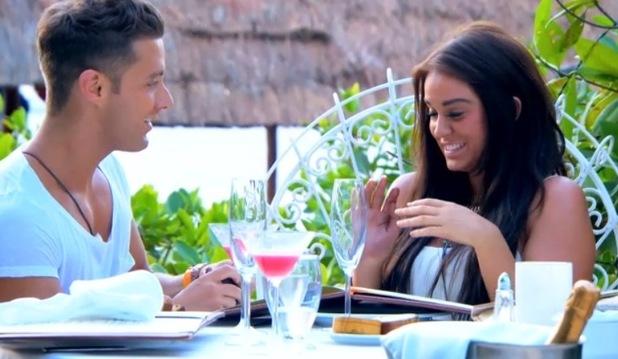 Ricci Guarnaccio proposes to Vicky Pattison on Geordie Shore 2012